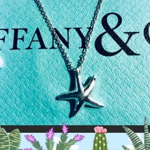 Tiffany & Co. 🧜‍♀️Elsa Perretti starfish necklace